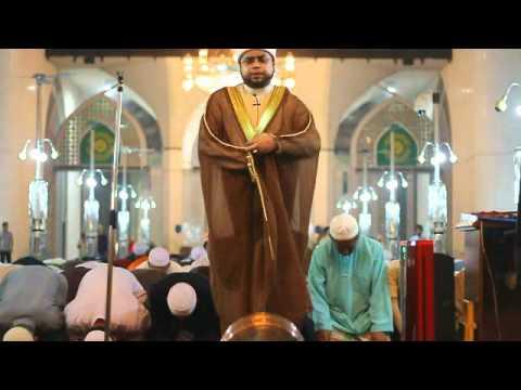 Sheikh Abdul Karim Fatani Al-Makki, الشيخ عبدالكريم فطان: Isya'