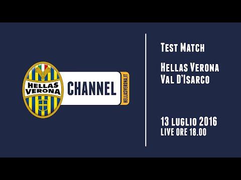 LIVE STREAMING Hellas Verona - Rappr. Val D'Isarco - Secondo Tempo