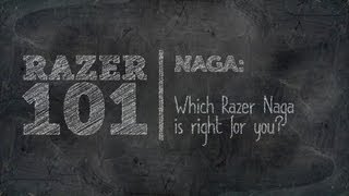 Which Razer Naga is Right For You? | Razer 101