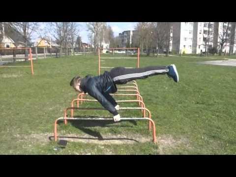 Atrankos video i Lietuvos gatvės gimnastikos Čempionatą