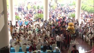 Toàn cảnh trường đại học Công Nghệ Sài Gòn
