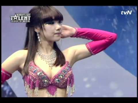 korea got talent - กับสาวอกอึ๋มที่เต้นได้ยั่วสุดๆ