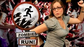 Zombies, Run! Now You Don't Even Have to Go Outside