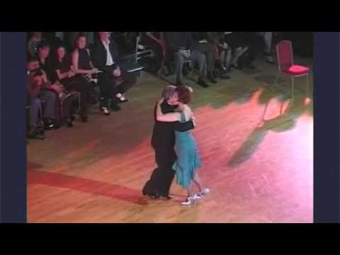 4thTango Festival London 2002  Ruben Milonga & Patricia Parada