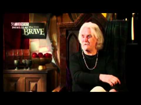 Billy Connolly Talks Hobbit Full