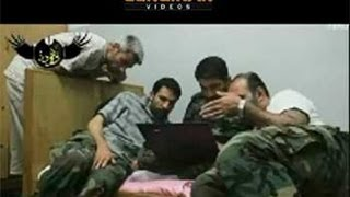 BBC Persian TV and Holland News Network first video of Iranian Revolutionary Guard soldiers in Syria