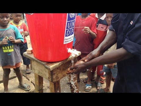 Engaging the Community in Sierra Leone to Fight Ebola
