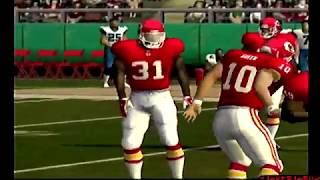 Round 2 of KC vs SEA | SEA @ KC | ESPN NFL 2K5 CPU Games