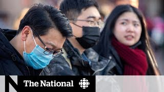 Concerns about coronavirus grow ahead of Chinese New Year