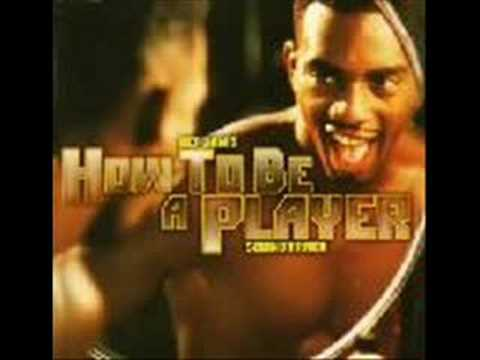 Rick James - How to be a Player soundtrack