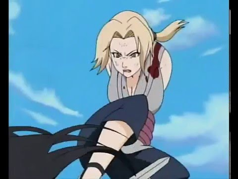 Tsunade is a Bitch!?!?