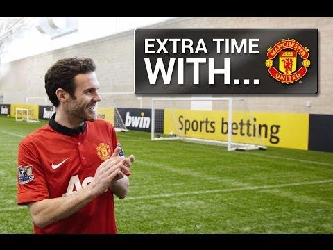 Juan Mata reveals Man Utd 'surprise'