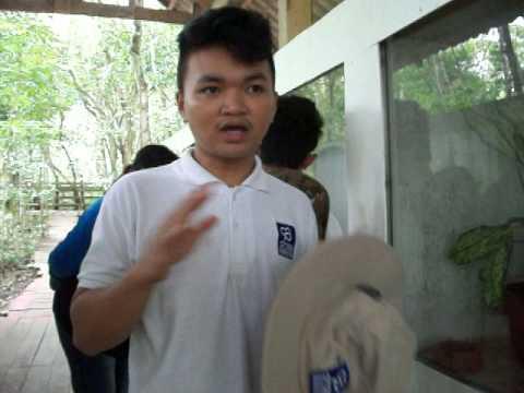 Bohol Serpentarium - Video taken in Bohol, Philippines by Myra