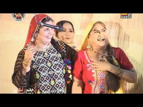 theater play | sohna manho sindh ja part 01 mega stage dramo | SINDHI DRAMA thumbnail