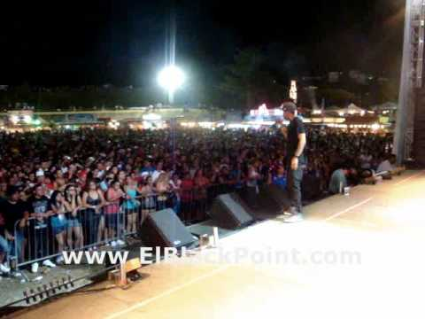 Black Point live in Puerto Rico w/ Dj Nelson singing Watagatapitusberry Video