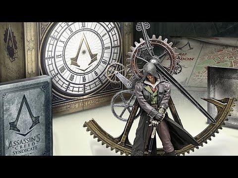Assassin's Creed Syndicate - Распаковка коллекционки от Игромании
