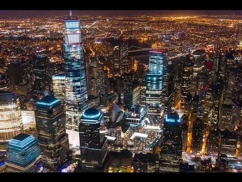 Shooting New York City at Night from a Helicopter with Sony A7S - PLP #183