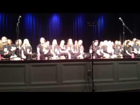 Jefferson High School Chorus - Call Your Girlfriend