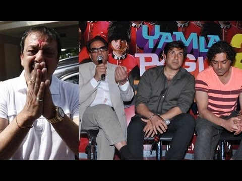 Dharmendra, Sunny Deol And Bobby Deol Talk About Supreme Court Judgement Judgement On Sanjay Dutt