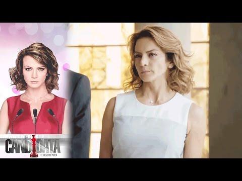 '¡El juego del poder comenzó!' | La candidata - Televisa