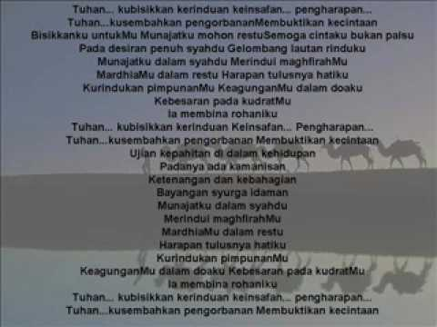 MUNAJAT (with lyrics)