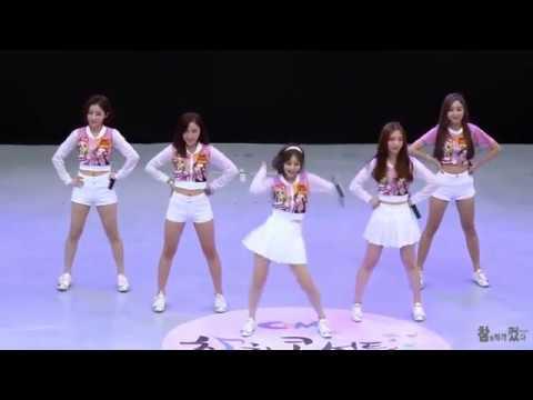 Tren D Азиатки красиво танцуют.(отличный момент)