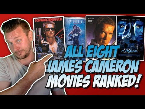 All 8 James Cameron Movies Ranked From Worst To Best