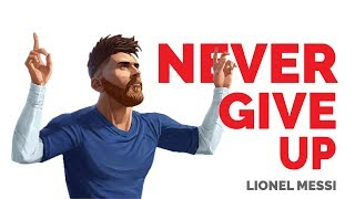 WHY MESSI IS SUCCESSFUL | STORY OF MESSI - ANIMATED