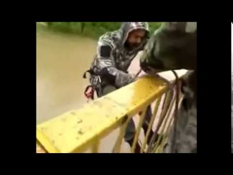 Real life heroes, floods in Serbia