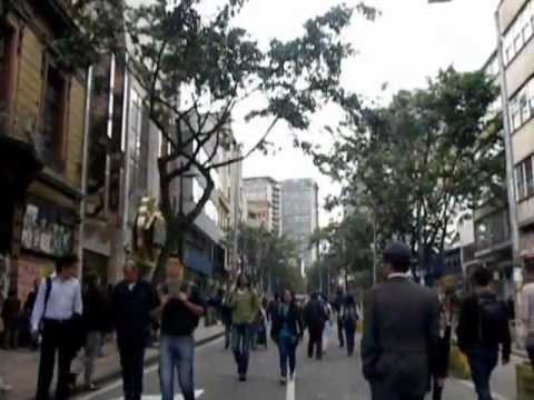 BOGOTA Colombia, travel guide - THE DOWNTOWN