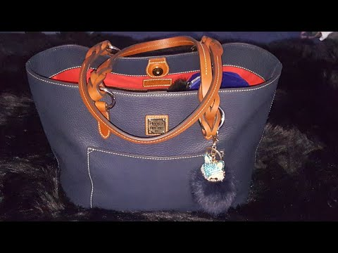 Dooney & Bourke- Pebble Grain Tammy Tote