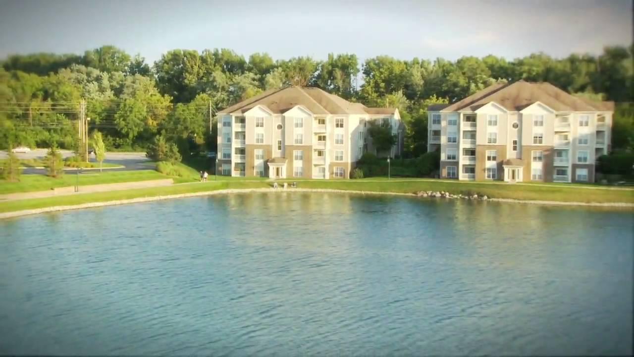 River Crossing At Keystone Apartments Indianapolis Indiana Youtube