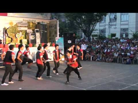"Mains Crew ""Davao HipHop"" LG Finals (Champion)"