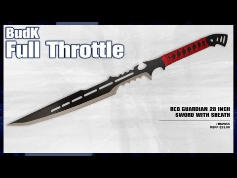 Red Guardian 28 Inch Sword with Sheath - $15.99