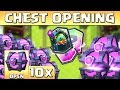 Legendary aus Magie Truhe - 10x Magical Chest Opening! • Cla...