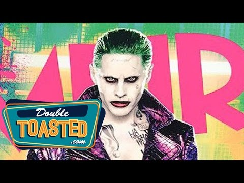 NEW PHOTO OF JARED LETO'S JOKER SURFACES - Double Toasted Highlight