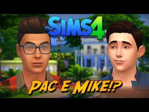 The Sims 4 - Pac e Mike?!