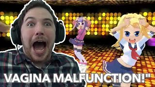 VAGINA MALFUNCTIONS!? - Noble Reacts to Otaku Lyrics 201