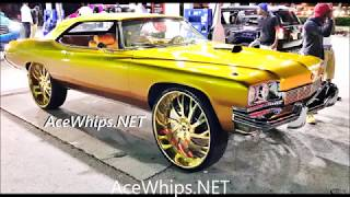 AceWhips.NET- Candy Gold Buick Centurion Vert on Gold 30\