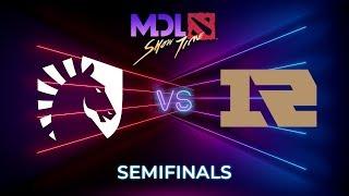 Team Liquid vs Royal Never Give Up Game 1 - MDL Macau 2019: Semifinals