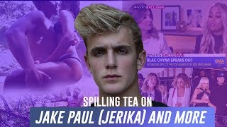 JAKE PAUL - JERIKA (SONG) & SPILLING THE TEA ON MORE DRAMA