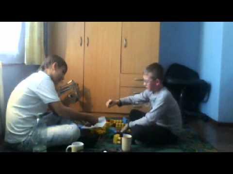 Dzieci Szwagra i antka Kinder Video Dowcip odc.1
