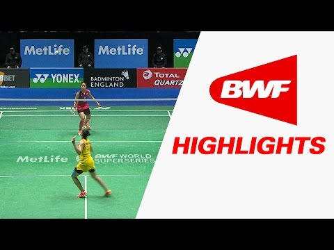 Yonex All England Open 2016   Badminton QF – Highlights