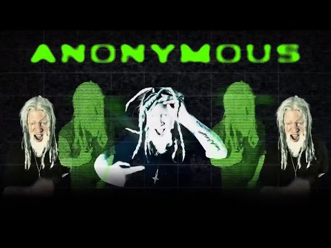 GEMINI SYNDROME - ANONYMOUS [OFFICIAL 360° MUSIC VIDEO]