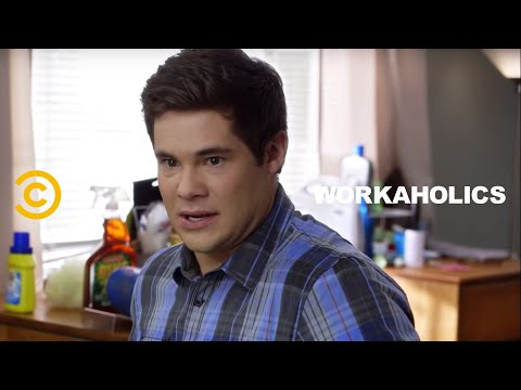 Workaholics - The Scene Of The Crime video