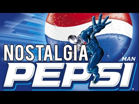 Gameplay Nostalgia - PEPSIMAN