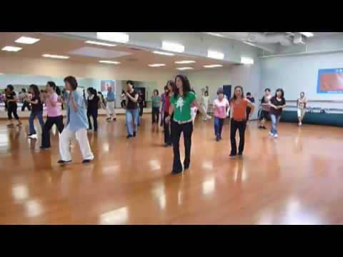Chica Boom Boom Line Dance video