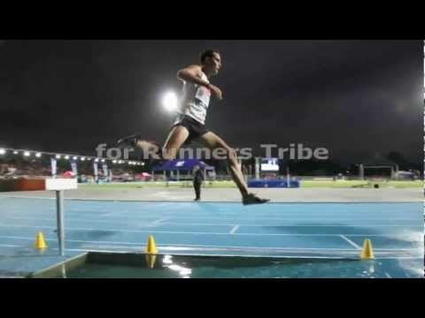 2012 Melbourne Classic 3000m Steeple Men