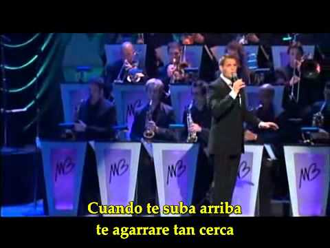 Michael Buble - Come fly with me (Live) (Subtítulos Español) Music Videos