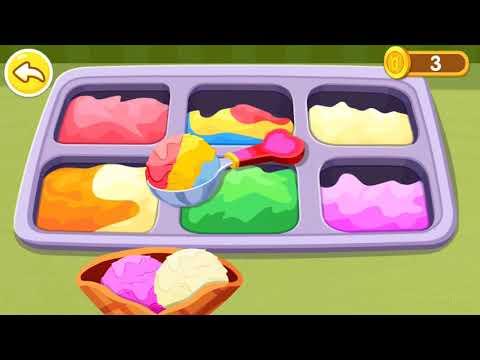 Baby Panda's Café - Be a Host of Coffee Shop & Fun Cook Kids Game